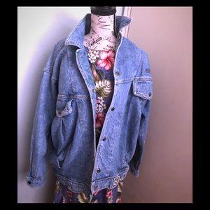 Vintage Quicksilver denim jacket